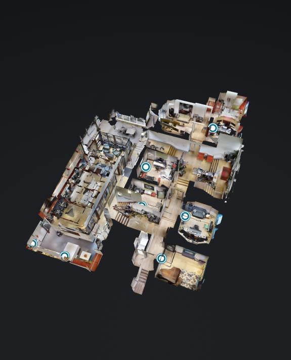 3D Virtual Tour Music Studio